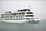 Halong tourist boats must be painted in white