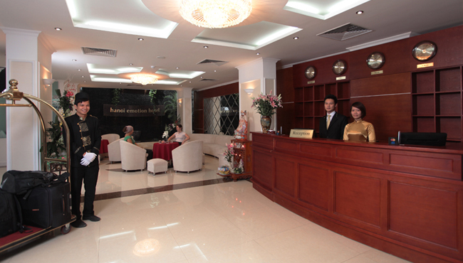 Welcome to Hanoi Emotion Hotel!