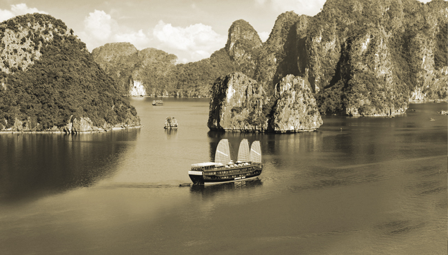 Excursion Trip to Halong Bay