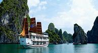 Halong 2day/1night with Gray Line Cruise (TOP RECOMMENDED!)