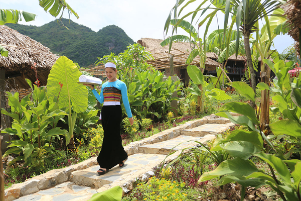Mai Chau Eco-lodge 2day/1night (Recommended!)