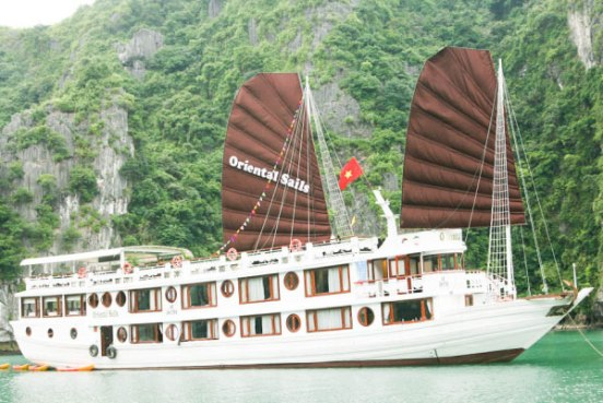 Oriental Sails - Halong Bay Discovery