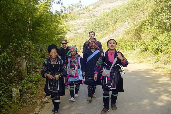 3 Days Sapa - Bac Ha Colorful Fair (Top Choice)