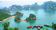 Package Hanoi Halong Bay 4D3N with Halong Emotion Cruise