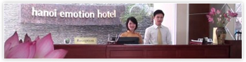 hotels in Hanoi, Hanoi Emotion Hotel